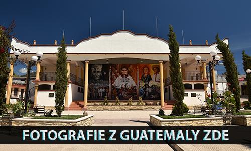 Fotografie z cesty okolo Guatemaly