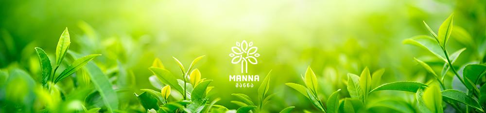 Přírodní gruzínský čaj Manna.