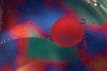 Olejové bubliny 1