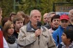 Prezident M. Zeman v Petrovicích u Karviné 2013 - 6
