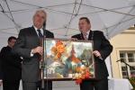 Prezident M. Zeman v Petrovicích u Karviné 2013 - 8