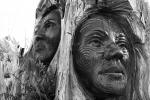 Maorské tváře