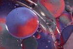 Olejové bubliny 3