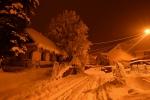 Zima ve Frenštátě