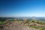 Pohled z Ondřejníku směrem na Frýdek-Místek